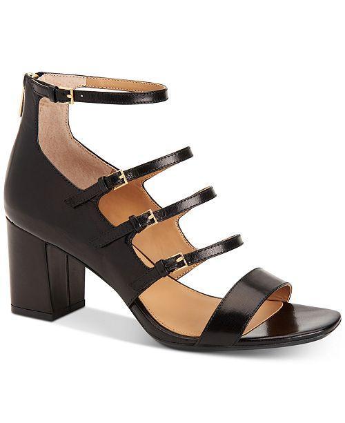 Calvin Klein Women's Caz Strappy Sandals
