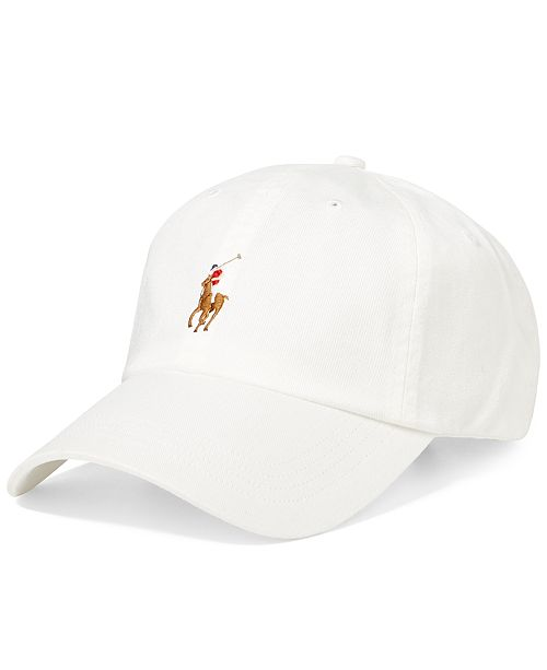 c9e50af68d14eb Polo Ralph Lauren Men's Classic Chino Sports Cap; Polo Ralph Lauren Men's  Classic Chino Sports ...