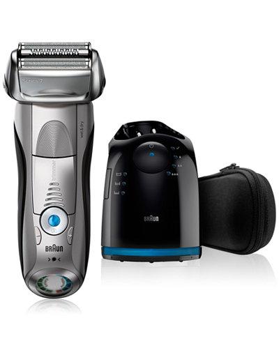 Braun 7899CC Wet & Dry Shaver System