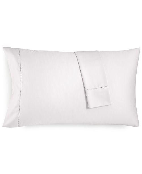 Charter Club Standard Pillowcase Set, 550 Thread Count 100% Supima Cotton, Created for Macy's
