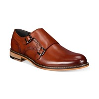 Bar III Men's Jesse Monk-Strap Oxfords Shoes