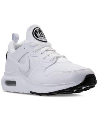 Nike Mens Chaussures De Marche Blanc
