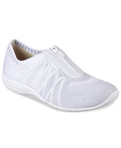 Women's Skechers You Unity - White/Black - Width: med - Fashion Sneakers