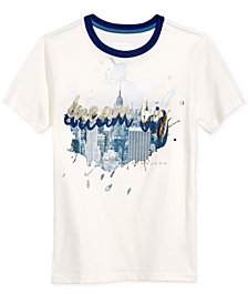 Sean John Graphic-Print T-Shirt, Big Boys