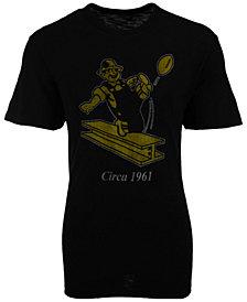 '47 Brand Men's Pittsburgh Steelers Logo Scrum T-Shirt
