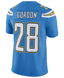 Nike Men's Melvin Gordon Los Angeles Chargers Vapor Untouchable Limited Jersey
