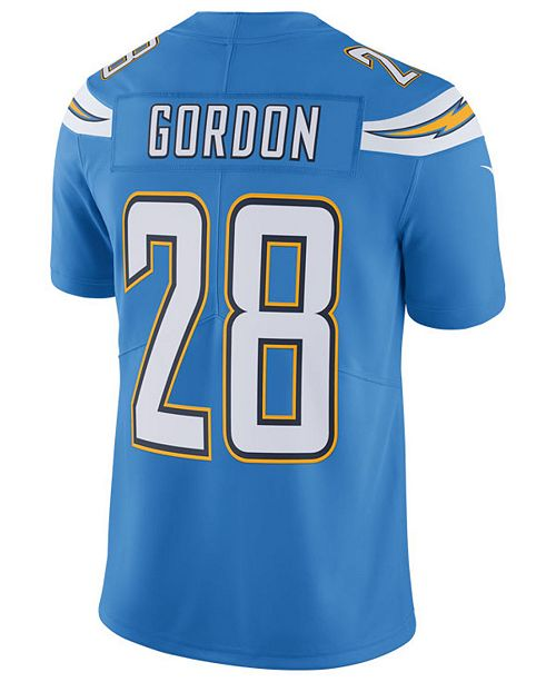 Gordon Jersey Limited Limited Melvin Gordon Melvin