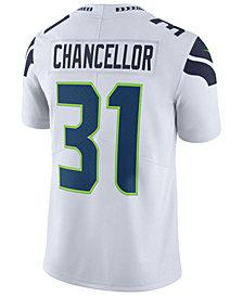 Nike Men's Kam Chancellor Seattle Seahawks Vapor Untouchable Limited Jersey