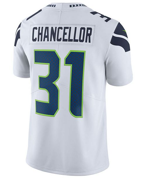 Nike. Men s Kam Chancellor Seattle Seahawks Vapor Untouchable Limited Jersey.  Be the first to Write a Review. main image  main image ... 480297938