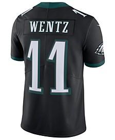 Men's Carson Wentz Philadelphia Eagles Vapor Untouchable Limited Jersey