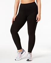 aa0d47d2604f4 Plus Size Yoga Pants  Shop Plus Size Yoga Pants - Macy s