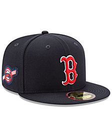 New Era Boston Red Sox Ultimate Patch Collection Game 59FIFTY Fitted Cap