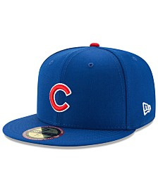 53e721b4 New Era Chicago Cubs Ultimate Patch Collection Game 59FIFTY Fitted Cap