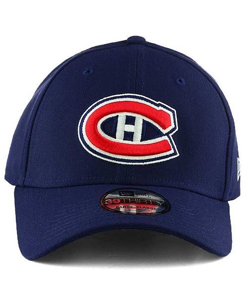 separation shoes 250d0 80e00 ... best price new era montreal canadiens team classic 39thirty cap sports  fan shop by lids men