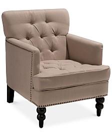 Talmon Club Chair, Quick Ship