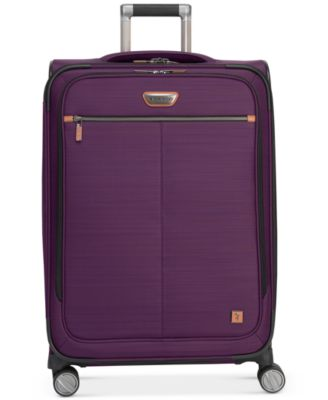 "CLOSEOUT! Cabrillo 25"" Softside Spinner Suitcase, Created for Macy's"