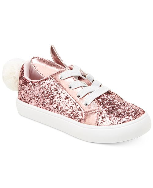 44026a8af Carter s Teresina Glitter Sneakers