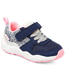Carter's Hog Athletic Sneakers, Toddler Girls & Little Girls