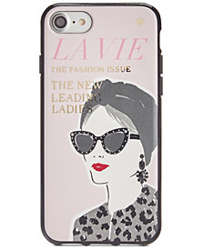 kate spade new york Jeweled Magazine iPhone 7 Case