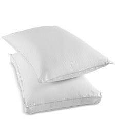 Dream Science Won't Go Flat Foam Core Down Alternative Pillow by Martha Stewart Collection, Created for Macy's