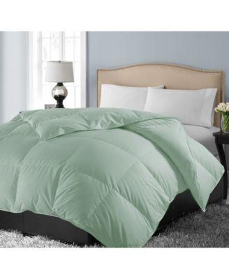 1000-Thread Count Twin Down Comforter
