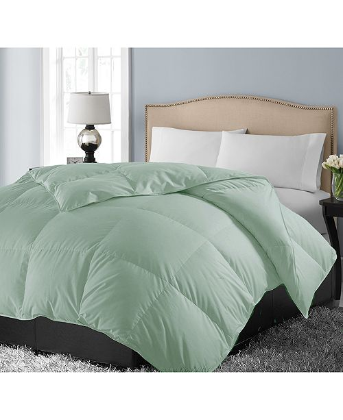 Blue Ridge 1000-Thread Count Twin Down Comforter