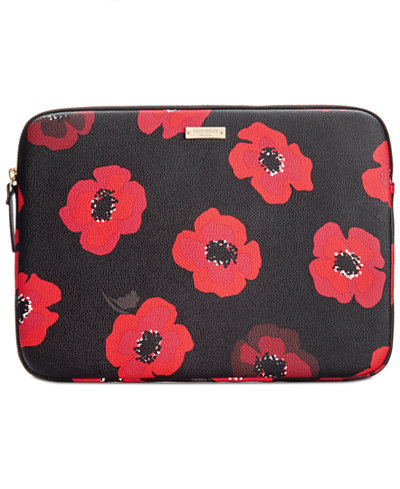 Kate Spade New York 13 Inch Poppy Laptop Sleeve Handbags
