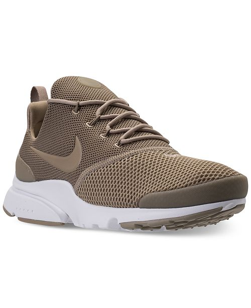 quality design 96ec3 1bf51 Nike Men's Presto Fly Running Sneakers from Finish Line ...