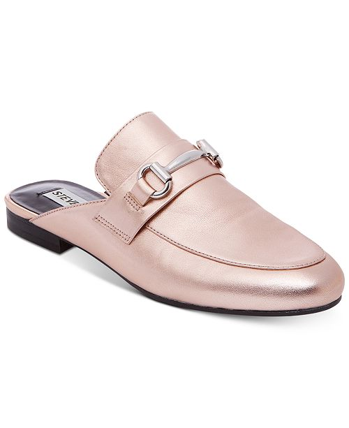 f7f2d0548af Steve Madden Women s Kandi Slip-On Tailored Mules   Reviews ...