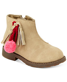 Carter's Olinda Tassel Boots, Toddler & Little Girls