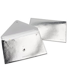 Poppin Metallic Soft-Cover Folio