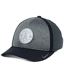 Nike Los Angeles Angels of Anaheim Reflective Swooshflex Cap
