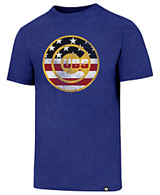 '47 Brand Men's Chicago Cubs Americana Star T-Shirt