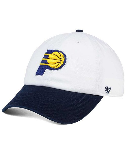 '47 Brand Indiana Pacers 2-Tone CLEAN UP Cap
