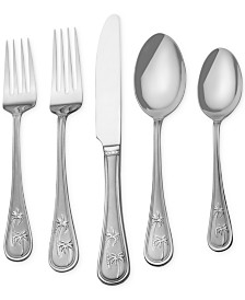 Towle Palm Breeze 20-Pc. Flatware Set