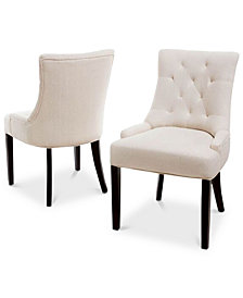 Kenric Dining Chair Set Of 2, Quick Ship