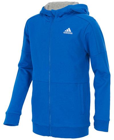 adidas Athletic Jacket, Little Boys