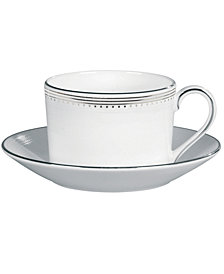 Vera Wang Wedgwood Dinnerware, Grosgrain Teacup