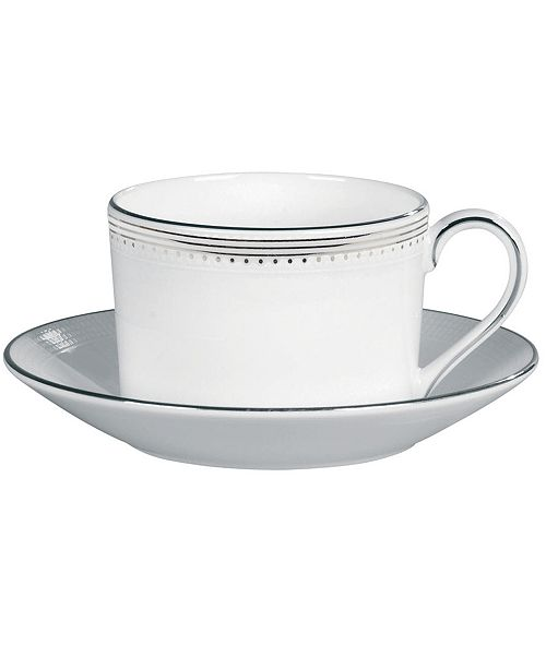 Vera Wang Wedgwood Dinnerware, Grosgrain Teacup