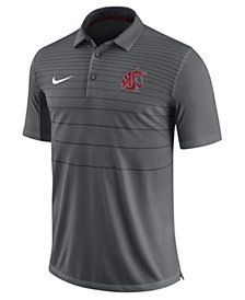 Nike Men's Washington State Cougars Early Season Coach Polo