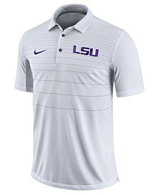 Nike Men's LSU Tigers Early Season Coach Polo