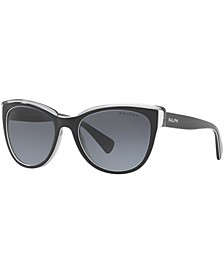 Ralph Polarized Sunglasses, RA5230