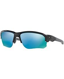 Polarized Flak Draft Prizm Deep Water Polarized Sunglasses , OO9364