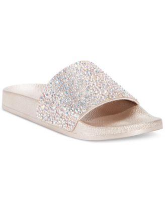 Image of INC International Concepts Women's Peymin Pool Slide Sandals, Created for Macy's