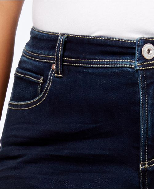 c2c60bf1e4 ... INC International Concepts I.N.C. Plus Size Tummy Control Bootcut  Jeans