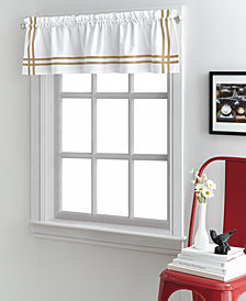 "CHF Sawyer 58"" x 14"" Window Valance"