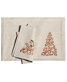 Lenox French Perle Tree Placemat