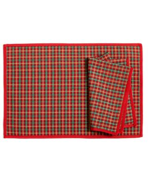 Lenox Holiday Nouveau Joyful Napkin with Binding, Created for Macy's 4817222