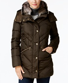 London Fog Womens Coats - Macy's
