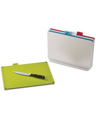 4-Pc. Large Index Cutting Board Set
